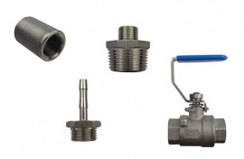 Fittings / valves