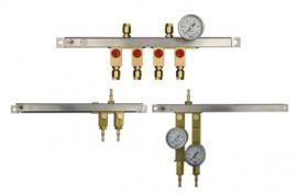 Manifolds for tanks - pressure (lightweight design)
