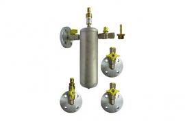 Inst. kit VL 255 PM(MV) for flat bottom tanks