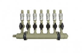 Manifolds for pipes (PP)