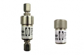 Liquid stop valves (stainless steel) / floater (PK or PP)