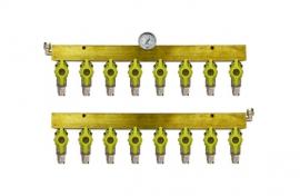 Manifolds for tanks -pressure (solid design)