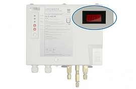 M digital pressure display