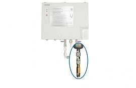 CV check valve / non return valve (DLR only)