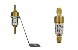 Liquid stop valves (Brass) / floater (PK or PP)