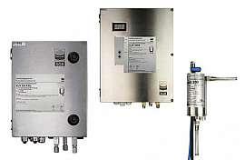 Ex vacuum leak detectors (VLXE, VLX, VIMS)