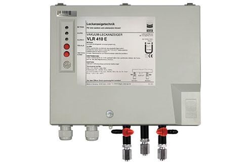 Vacuum leak detectors (VLR)