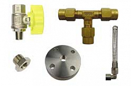 Unions / fittings / valves