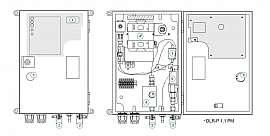 DLR-P 1.1 PM - DLR-P 3.0 PM (230VAC)