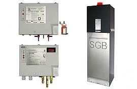 Pressure leak detectors (DL, DLG, LDU14)
