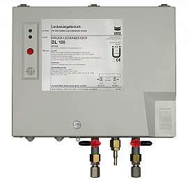 Leak Detector DL 100, 230VAC, pl-box, ss-CF8/6