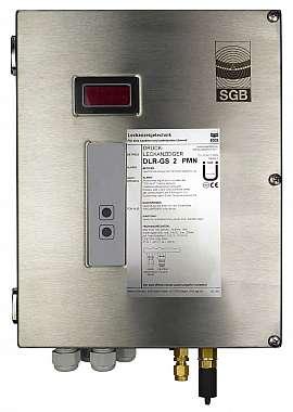 Leak Detector DLR-GS 2 PMN, 100-240VAC|24VDC, ss-box, CF8/6