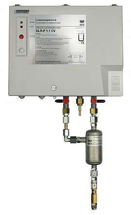 Leak Detector DLR-P 1.1 CV, pul-d, 100-240VAC, pl-box, QU8/6