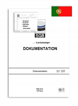 Label and documentation in Portuguese