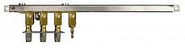 Manifold 3 tanks, stackable, pump unit VIMS