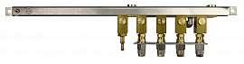 Manifold 4 pipes, stackable, pump unit VIMS