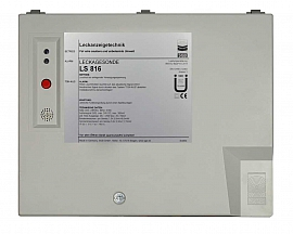 Leakage Probe LS 816, for 1-8 (max. 16) sensors, 100-240VAC, pl-box