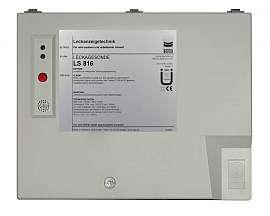 Leakage sensor LS 816, for 1-8 (max. 16) sensors, 100-240VAC, pl-box
