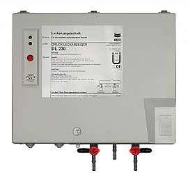 Leak Detector DL 230, 230VAC, pl-box, H4+H6