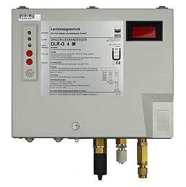 Leak Detector DLR-G 4 M, 100-240VAC|24VDC, pl-box, FU6/4