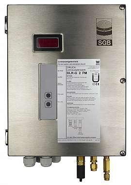 Leak Detector DLR-G 2 PM, 100-240VAC|24VDC, ss-box, CF 8/6
