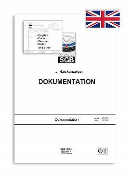 Label and documentation in English