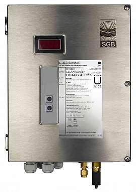 Leak Detector DLR-GS 4 PMN, 100-240VAC|24VDC, ss-box, CF8/6