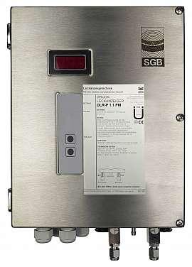 Leak Detector DLR-P 1.1 PM, ss-v, 100-240VAC|24VDC, ss-box, ss-CF8/6
