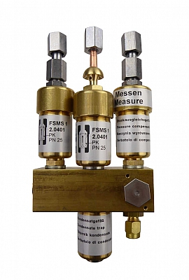 Inst. kit VLR/VLXE, CF8/6 cu-pipe 8/6x1mm, condensate trap