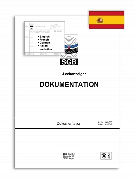 Label and documentation in Spanish