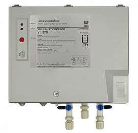 Leak Detector VL 570, pp-v, 230VAC, pl-box, PP8/6