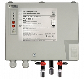 Leak Detector VLR 570 E, 230VAC, pl-box, FU6/4
