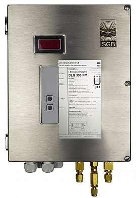 Leak Detector DLG 330 PM, 100-240VAC, ss-box, CF8/6