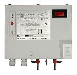 Leak Detector DL 330 M, 230VAC, pl-box, H4+H6