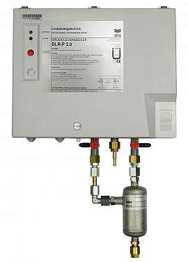 Leak Detector DLR-P 2.0, pul-d, 100-240VAC|24VDC, pl-box, CF8/6