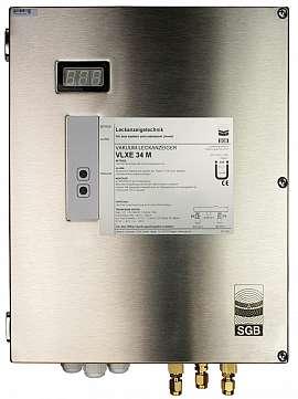 Leak Detector VLXE 34 M, 100-240VAC|24VDC, ss-box, CF8/6