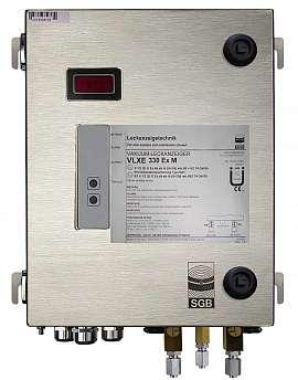 Leak Detector VLXE 330 Ex M, 100-240VAC|24VDC, ss-box, FU6/4