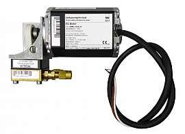 Ex-Under Pressure Pumpe 24 V DC 85@34, Brass, Viton