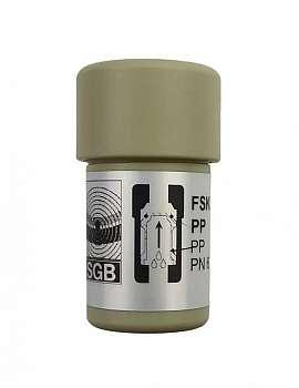 Liquid stop valve FSKS 5, R1/8'f, PN6, PP, PP, NBR sealing