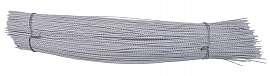 Kunststoffbeschichteter Plombendraht, 250 mm lang, 1000 Stück