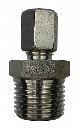 Inst. kit DL.., R1/2'm - ss-CF8/6, ss-pipe 8/6x1mm