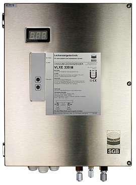 Leak Detector VLXE 330 M, 100-240VAC|24VDC, st-box, FU6/4