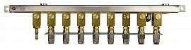 Manifold 8 pipes, stackable, pump unit VIMS