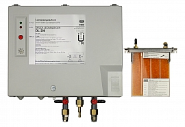 Leak Detector DL 290, TF200, 230VAC, pl-box, QU8/6