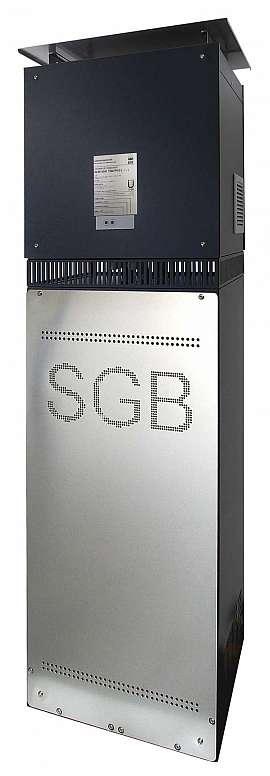 Leak Detector VLXE-SAB T330/ P410 (2/8), 100-240VAC, st-box, QU8/6