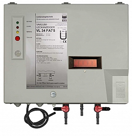 Leak detector VL 34 FA7 S, 230VAC, pl-box, H4+H6