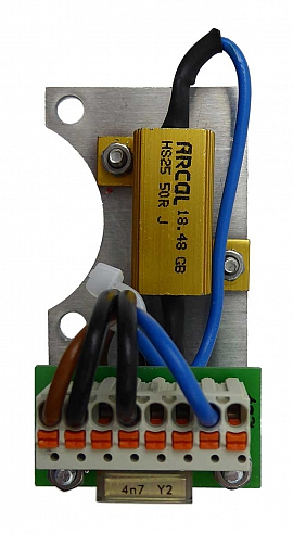 Heating module for VLXE..-pumps 24 V DC with heating board