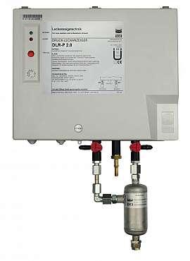 Leak Detector DLR-P 2.0, pul-d, 100-240VAC|24VDC, pl-box, QU10/8