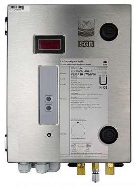 Leak Detector VLR 410 PMMVSi, 100-240VAC 24VDC, ss-box, FU6/4