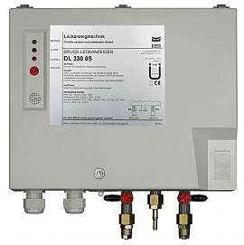Leak Detector DL 330 8S, 230VAC, pl-box, QU8/6